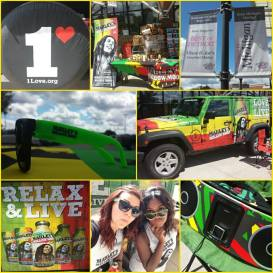 Promotional Marketing with Marley Beverages