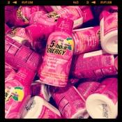 Pink Lemonade 5 Hour Energy Launch